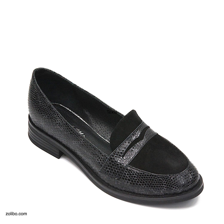 check out best deals on excellent quality Chaussures femme ville basse cuir noir
