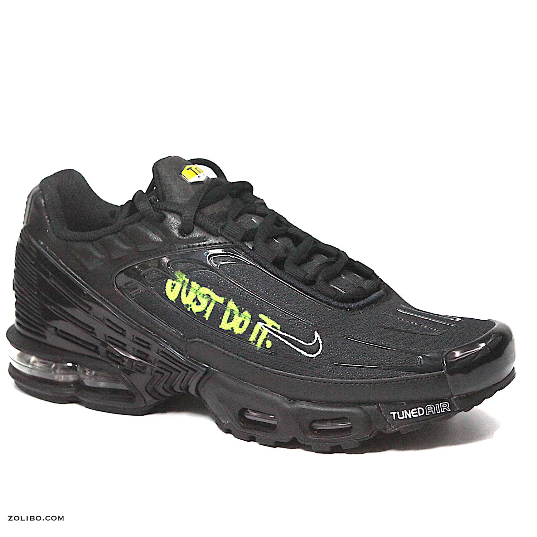 Nike air max plus 3 homme noir