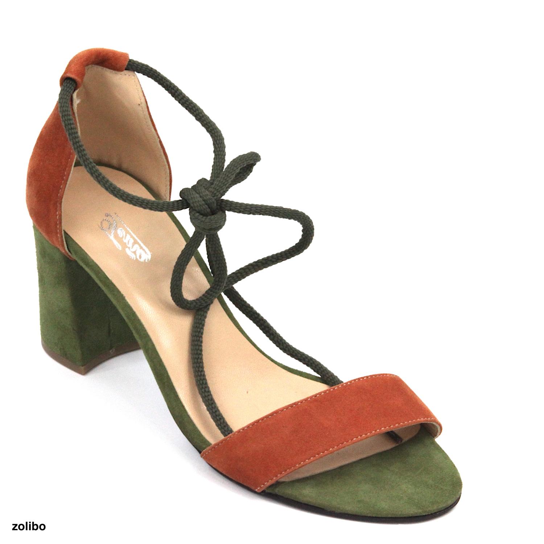 Sandale Femme Multicolor Marque LetoZoliboChaussures De 6by7fg